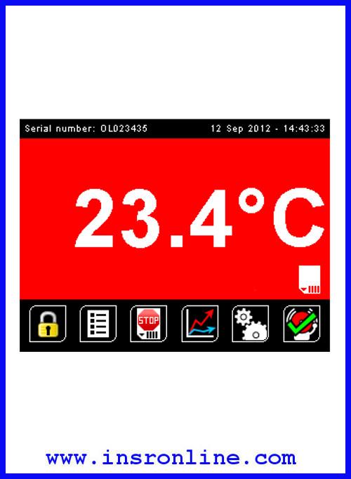 PyroMini เซ็นเซอร์วัดอุณหภูมิแบบไม่สัมผัส พร้อมจอแสดงผล