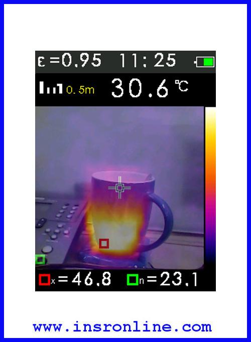 DT-9868 เครื่องวัดอุณหภูมิแบบแสดงภาพความร้อน