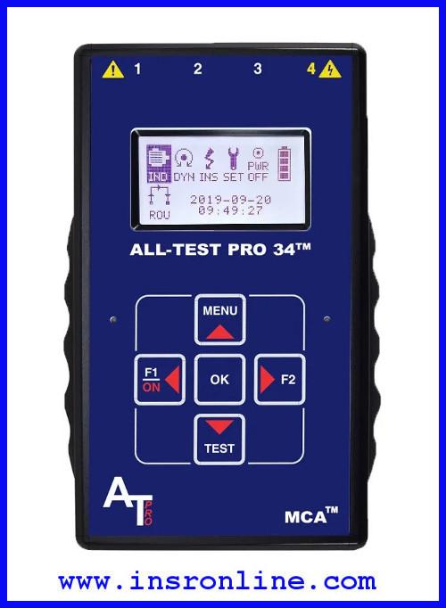 เครื่องตรวจสอบสภาพมอเตอร์ ALL-TEST PRO 34™