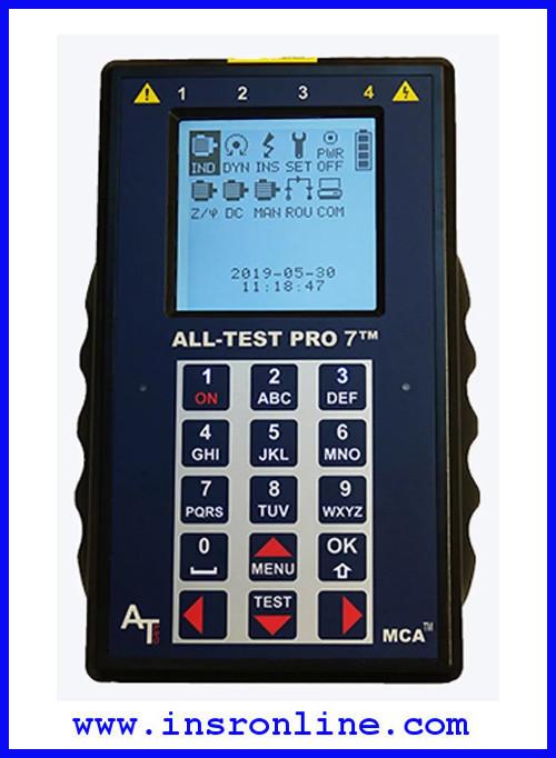 เครื่องวิเคราะห์สภาพมอเตอร์ ALL-TEST PRO 7™ PROFESSIONAL