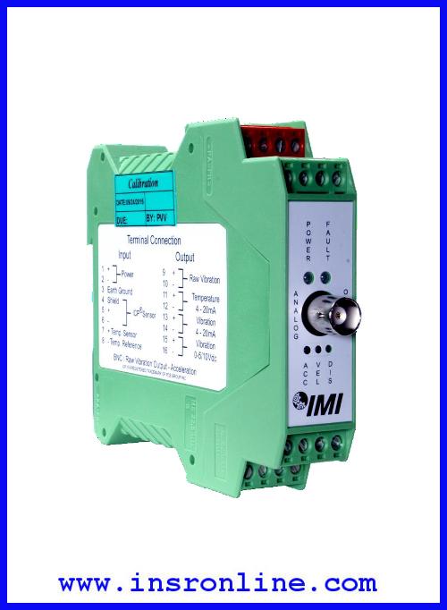 อุปกรณ์วัดความสั่นสะเทือน Vibration Transmitter